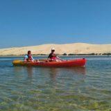 Randonnée en canoë-kayak sur le Bassin d'Arcachon