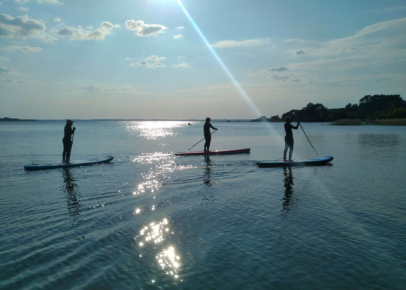 location stand-up paddle bassin arcachon