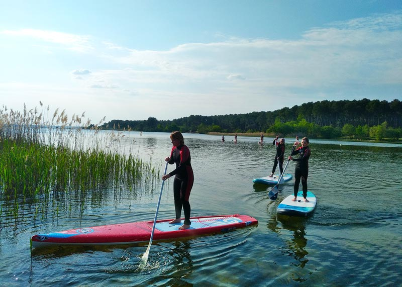 location SUP arcachon