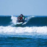 Wave rafting Bassin d'Arcachon