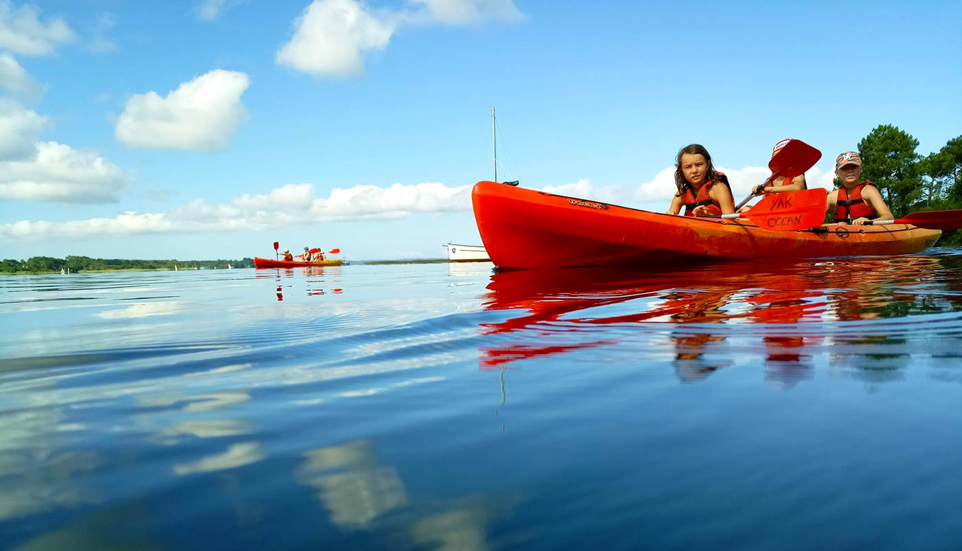 balade en canoe kayak