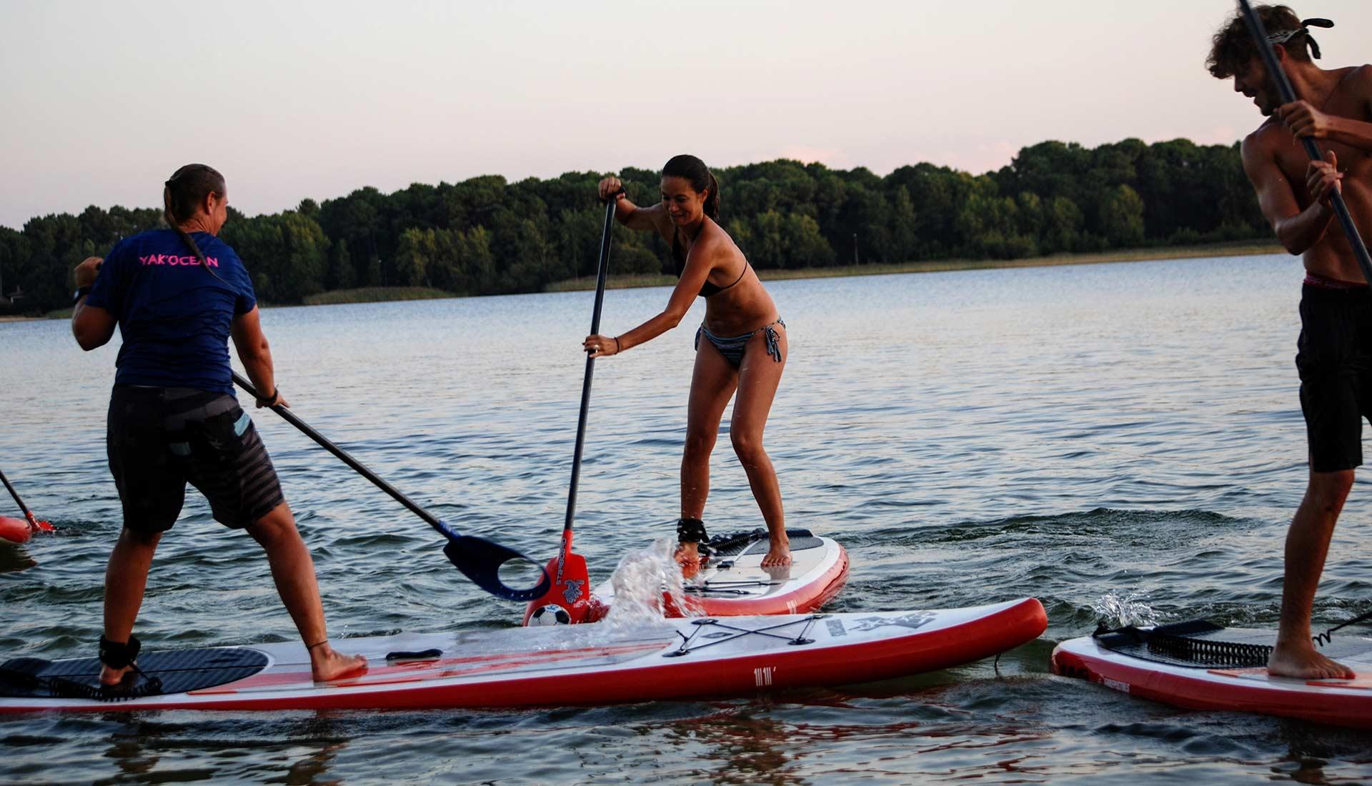 polo paddle arcachon