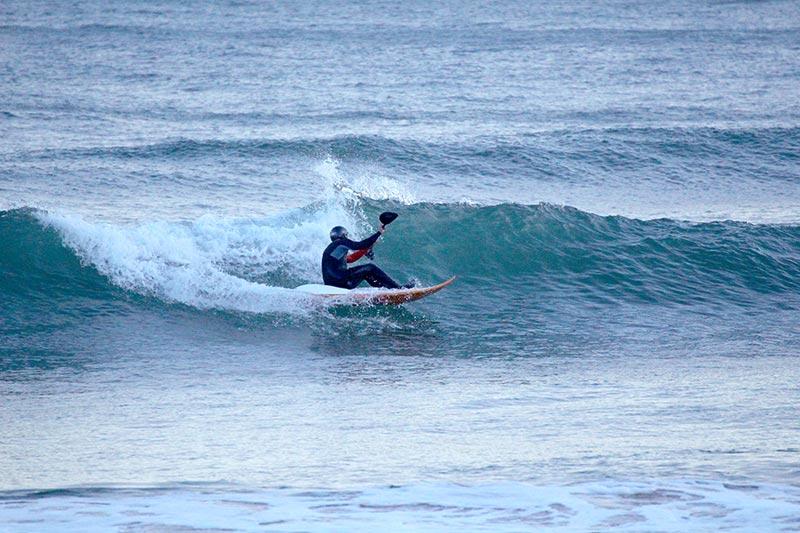 kayak surf arcachon